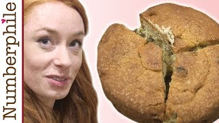 Equally sharing a cake between three people - Numberphile