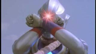 Ultraman Tiga vs. Gagi