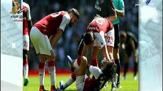مع شوبير - شاهد نجوم الكرة المصرية يساندون النني بعد الإصابة بكلمات مؤثرة