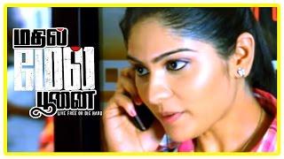 Mathil Mel Poonai Tamil Movie | Scenes | Vijay Vasanth proposes to Vibha | Meera Krishnan