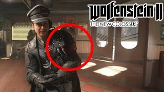 Censorship In Wolfenstein II: The New Colossus