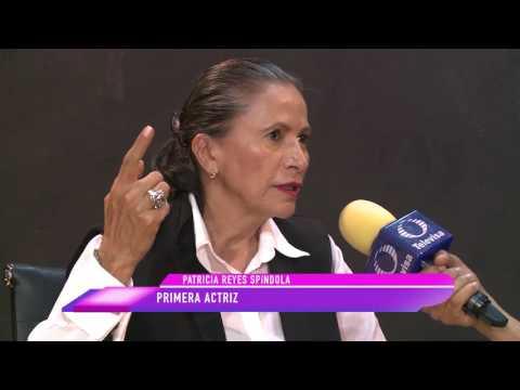 Xxx Mp4 Especial Entrevista Con La Actriz Mexicana Patricia Reyes Spíndola 3gp Sex