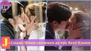 Ji Chang Wook crowned himself as the Best Kisser