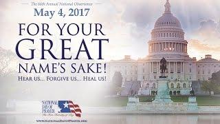 Anne Graham Lotz - National Day of Prayer 2017