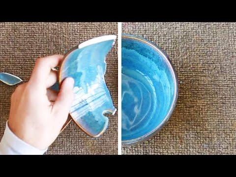 Shattered Pottery Restoration