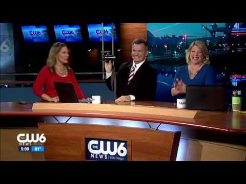CW6 News in the morning Final Open