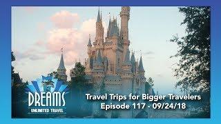 Travel Tips for Bigger Travelers | 9/24/18