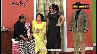 Best Of Tariq Teddy and Iftikhar Thakur New Stage Drama Comedy Clip