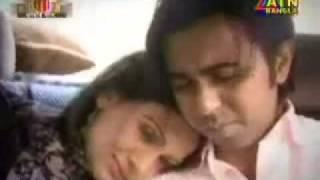 Hi bhalobeshe  -Bangla Natok Song- Performed Apurbo and Bindu