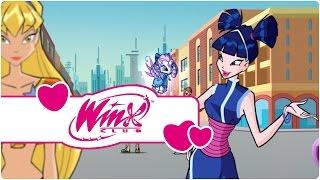 Winx Club - Saison 2 Épisode 13 - La danseuse (Clip 3)