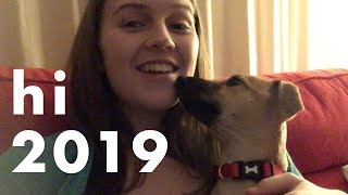 Happy New Year! Channel Plans & Puppy Time ★