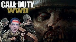 CoD World War 2: Análisis del tráiler, modo zombies, personajes y más