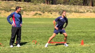 Ryan Hall - Efficiency & Injury Prevention: Ryan's Lateral Movement Circuit
