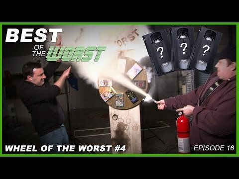 Best of the Worst Wheel of the Worst 4