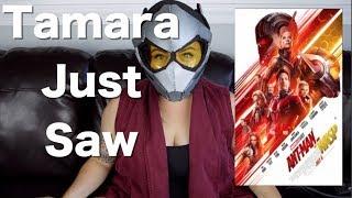 Ant-Man and the Wasp - Tamara Just Saw