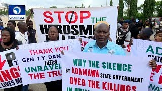 Herdsmen Invasion: Numan Indigenes Take Protest To The National Assembly |The Gavel|