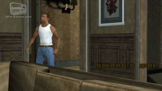 GTA San Andreas - Walkthrough - Mission #8 - Sweet's Girl (HD)