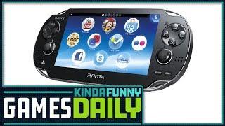 PlayStation's Portable Future - Kinda Funny Games Daily 05.23.18