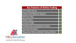 Mika Securities - Stock Broker of Dhaka Stock Exchange - DSE