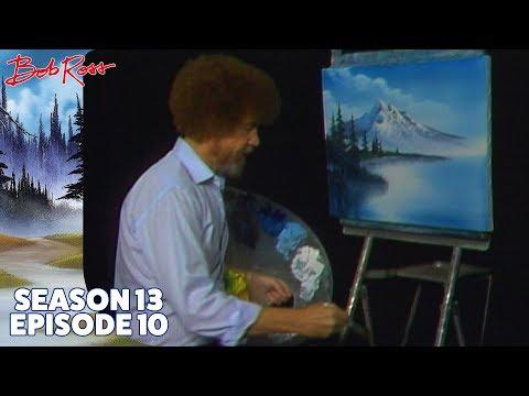 Bob Ross Mountain Summit Season 13 Episode 10
