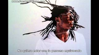 Lil Wayne - Back To You (Subtitulada en español)