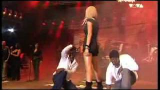 """Sarah Connor - """"Bounce"""" LIVE @ Schau Nicht Weg - Open Air (25.08.2007)"""