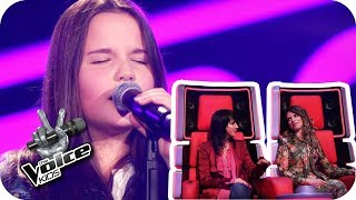 The Bangles - Eternal Flame (Emely) | The Voice Kids 2017 | Blind Auditions | SAT.1