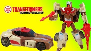 Transformers Generations Autobot Stylor & Chromedome Titans Return Adventure!
