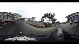 360 degree video first time-ever in BANGLADESH(BDMOTORCYCLIST)