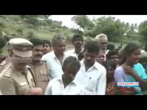 5 Girls Die While Bathing in Check-Dam Near Dharmapuri - Tamil Nadu - mudhalseithi.tv