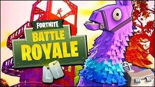 ERECT THE TOWER OF POWER!   Fortnite Battle Royale Funny Moments