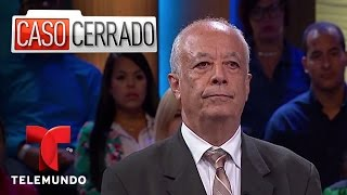 Caso Cerrado | He Wanted to Stay Dead 👼🏽 | Telemundo English