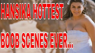 hansika motwani hot boob show | hansika motwani hot songs hd 1080p blu ray | hansika hot cleavages