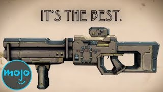 Top 10 Futuristic Video Game Weapons That Suck in Real Life