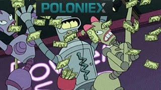 Trying lending on Poloniex .... with a bot !?!?