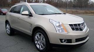 2011 Cadillac SRX Performance Collection Start Up, Engine, and In Depth Tour/Review