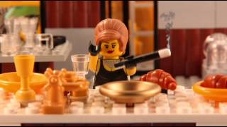 BRICK FLICKS - Famous Film Scenes in Lego!