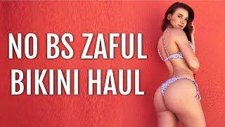 NO BS ZAFUL REVIEW PT. 3 | AFFORDABLE BIKINI TRY ON HAUL/ SWIM LOOKBOOK | NOT SPONSORED