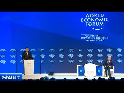 President Xi calls for inclusive globalization