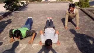 saklani,abhinandan and shiv kumar