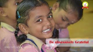 2018 New Year Wishes from Vidhyalakshmi School