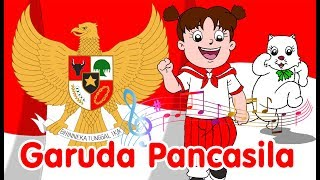 GARUDA PANCASILA   Diva Bernyanyi   Lagu Anak Channel