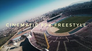 Cinematic FPV Drone FreeStyle | Claw FPV