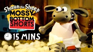 Mossy Bottom Shorts - Episodes 01-15 (Shaun the Sheep)