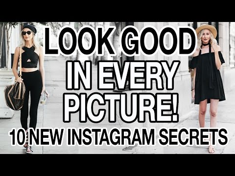 Xxx Mp4 HOW TO LOOK GOOD IN EVERY PICTURE 10 NEW INSTAGRAM SECRETS 3gp Sex