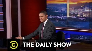 The Daily Show - Between the Scenes - The Manila Folder Presidency