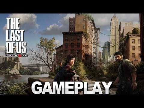 The Last of Us Gameplay Demo - E3 2012