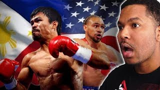 Manny Pacquiao vs Keith Thurman - WHAT YOU DID SEE