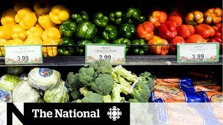 Climate change driving up food prices in 2020