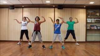 Zumba Choreo By Vijaya on Get Low ( Fast and Furious 7)